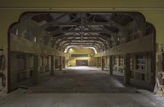 Asylum Hall (Camera_Shy.) Tags: asylum insane mental old disused derelict decayed lunatic abandoned abandonment urban exploration exploring ue rotten creepy urbex nikon d810