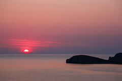 Another Evening, Another Sunset (paulapics2) Tags: sunset holiday lemnos limnos greekisland evening pinks nature canoneos5dmarkiii canonef70300mm