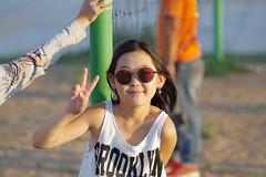 IMGP0366 (Henk de Regt) Tags: mongolië mongolia mohron mce buhug vrijwilligers volunteers children kinderen school sport games fun waterfight slangenmens contortionist summercamp