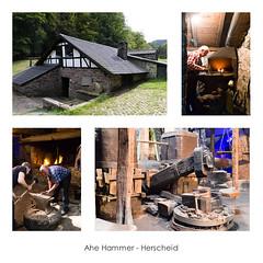 Ahe-Hammer (MR@tter) Tags: herscheid sauerland mrkischerkreis nrw deutschland sigma1770 geotagged industriedenkmal collage