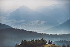 Lunch with the best view   Slovakia 2016 #260/365 (A. Aleksandraviius) Tags: autumn travelphotography slovakia people hiking lunch best view slovakia2016 lowtatras peak mountains nikon 135mm 135mmf2d nikon135f2 nikon135mmf2dc nikond810 135 nikon135mm nikonafdcnikkor135mmf2d nikkor135 nikkor 365days 3652016 d810 nikkor135mm 365 project365 260365