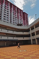 Goodbye Rocher 12 (fionatkinson) Tags: singapore asia rocher hdb flats urban demolishon old colour architecture landscape