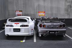 Supra Fast and Furious 7 Paul Walker (rokusho09) Tags: supra toyota fast furious paul walker
