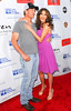 James Denton and Teri Hatcher (Desperate Housewives) Wisteria Lane All-American Block Party at Universal Studios - Arrivals Los Angeles, California