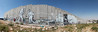 Graffiti on the separation barrier next to Aida refugee camp, Bethlehem