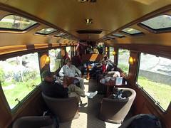 Incan Princess Train to Machu Picchu