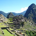 Ruins of Machu Picchu