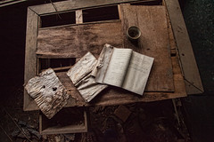desk (tdub303) Tags: urban abandoned japan japanese mine copper exploration derelict urbex trevorwilliams2012 abandonedjapan