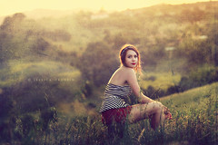 Sunset in Calabasas ({jessica drossin}) Tags: cathedral naturallight textures fault jessicadrossinphotography jessicadrossintextures texturepack3 goldenchiild supergrungevintage