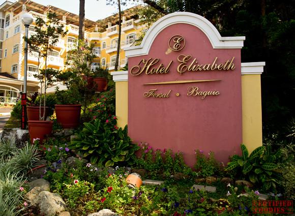 Hotel Elizabeth in Baguio