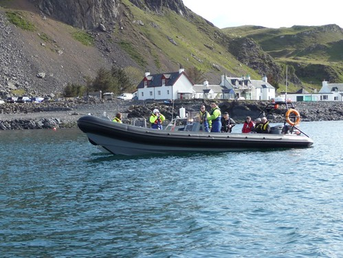 Easdale RIB rendezvous 2012