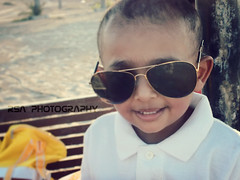 (RSA) Tags: cute film beautiful kid fuji child charming rsa rayban mashallah 2013 alqasim raghda alajmi qsoom