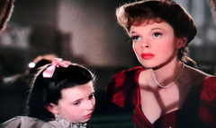 Have Yourself a Merry Little 90th Birthday, Judy! (Walker Dukes) Tags: california pink blue light red orange woman white black green film beautiful beauty television yellow canon hair gold screenshot glamour shadows dress purple young lips pearls bow hollywood movies filmstill filmstills actor ribbon cleavage diva tcm 1944 moviestills moviestill turnerclassicmovies moviestars tvshots oldmovies picturesofthetelevision xti canonxti televisionshot
