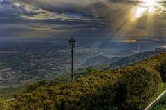 The sky over Trapani (Fil.ippo) Tags: light sea sky cloud water landscape nikon nuvole mare sigma cielo sicily acqua 1020 hdr filippo luce sicilia paesaggio bianchi erice trapani d7000