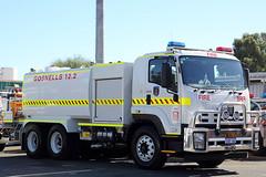 Gosnells 12.2 Isuzu (adelaidefire) Tags: rescue west fire australia service workshops wafrs