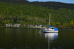 Loch Tay View (Stephen Whittaker) Tags: nikon d5100 whitto27