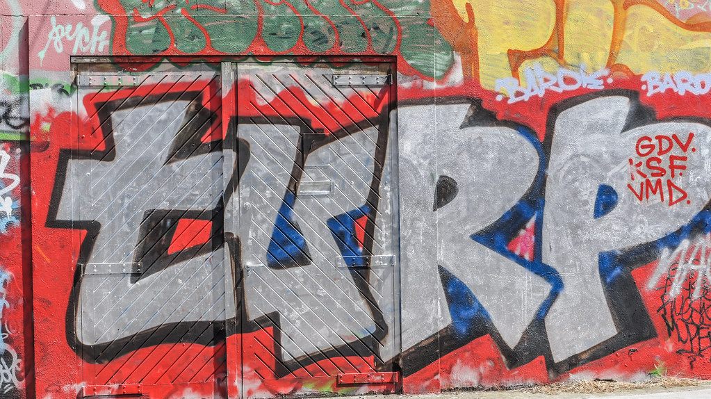 Dublin Street Art (Windmill Lane)