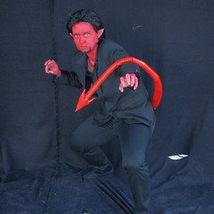 01 2012-03-16 S9 JB 46943#coQ4 (cosplay shooter) Tags: anime comics costume comic cosplay manga leipzig xmen convention cosplayer rollenspiel 2012 roleplay lbm leav azazel 100b leipzigerbuchmesse leipzigbookfair 2012a29 2012026 id100056 x201310 x201401