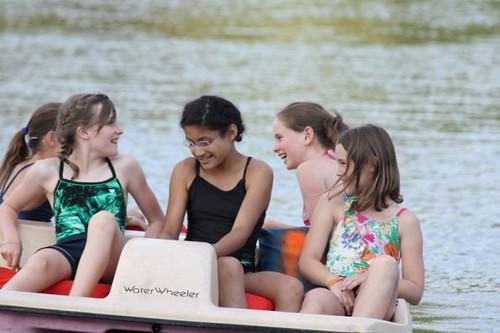Paddleboat Aspen