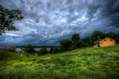 Fort Washington (It's my whole damn raison d'etre) Tags: storm alex clouds river washington nikon day fort maryland potomac hdr d300s thechallengefactory erkiletian yahoo:yourpictures=yoursummer