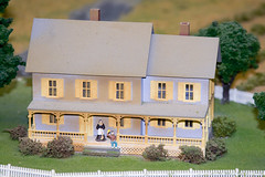 CG766 Country House (listentoreason) Tags: usa america canon newjersey model modeltrain unitedstates favorites places diorama northlandz scalemodel modelrailroad hoscale ef28135mmf3556isusm score25 hoscalemodelrailroad
