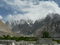 Gilgit-Baltistan Gojal Thapopdan Passu Cathedrals (mekong69) Tags: pakistan cathedrals passu karakorams gojal gilgitbaltistan