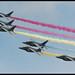 Apha Jet Flypast