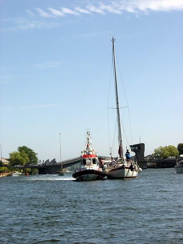 redningsskøyte sjøredningskorps assistanse