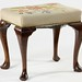 15. Queen Anne Style Foot Stool