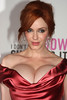 Christina Hendricks New York premiere of 'I Don't Know How She Does It' held at AMC Loews Lincoln Square - Arrivals New York City, USA
