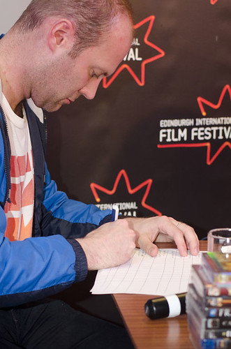 EIFF 2012 Film Quiz at the Traverse Theatre