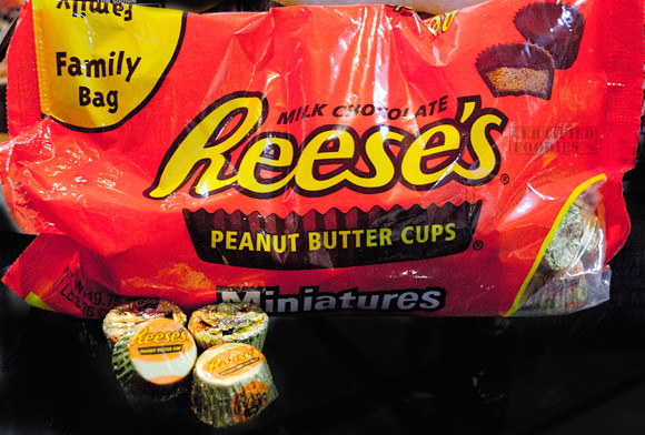 Reese's Peanut Butter Cup Miniatures Family Bag