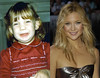 Kate Hudson then and now. WENN.COM