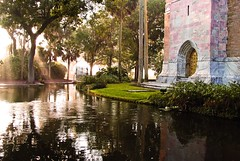 Bok Tower's Lagoon