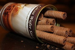 Chocolate (albjidi) Tags: party canon relax sweet chocolate cappuccino riyadh ksa