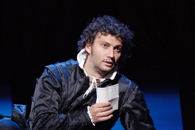 "Jonas Kaufmann as Carlo in Nicholas Hytner's production of Don Carlo. The Royal Opera 2009. <a href=""http://www.roh.org.uk"" rel=""nofollow"">www.roh.org.uk</a>. Photo by Catherine Ashmore"