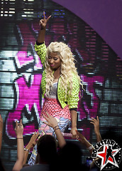 Nicki Minaj - The Fox Theater - Detroit, MI - July 17th 2012