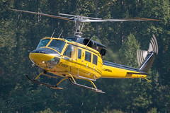 C-FBEP - Campbell Helicopters - Bell 212 (bcavpics) Tags: canada chopper bell britishcolumbia aircraft aviation helicopter helicopters campbell pemberton heli 212 cyps bcpics cfbep