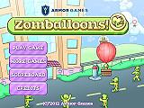 殭屍熱氣球(Zomballoons)