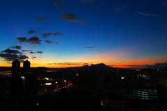 July 29, 2012 Taipei (Steven Weng) Tags: sunset taiwan panasonic taipei 台灣 台北 霞光 dmclx5