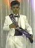 Justin Timberlake age 12 performing in a beauty pageant in Tennessee Credit:WENN