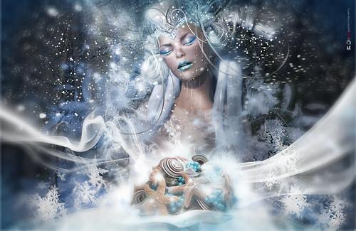 ❥ My frosty soul...