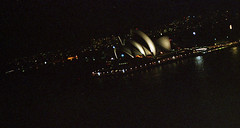 The Sydney Opera house (MACKLAH) Tags: 35mm film max kodak pentax me super color colour c41 50mm sydney travel landscape night nighttime dark long exposure stars opera house operahouse