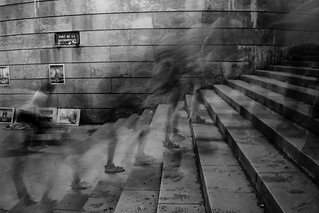 Ghost Footsteps 1