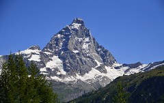 Monte Cervino (mt. 4.478) (Paolo DELMASTRO) Tags: cervin matterhorn cervino valtournenche