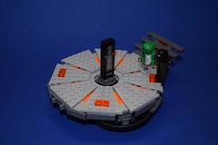 Freezing Chamber (EliteTC) Tags: lego starwars empirestrikesback freezingchamber bespin scene moc cloudcity scifi