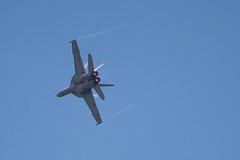 DSC_4059 (CEGPhotography) Tags: nikon cegphotography atlanticcity newjersey nj ac atlanticcityairshow 2016 thunderovertheboardwalk aviation flight sky usn navy superhornet f18 fa18f jet fighter unitedstatesnavy