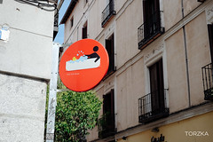 Week-end  Madrid (Torzka) Tags: streetart madrid vacances jinks kunst