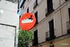 Week-end à Madrid (Torzka) Tags: streetart madrid vacances jinks kunst