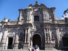 Iglesia de la Compaia de Jess Quito Ecuador 02 (Rafael Gomez - http://micamara.es) Tags: iglesia de la compaia jess quito ecuador el convento san ignacio loyola jesus templo salomon america del sur